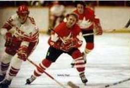 The '76 Canada Cup was the only time players from the WHA and NHL played together for their countries