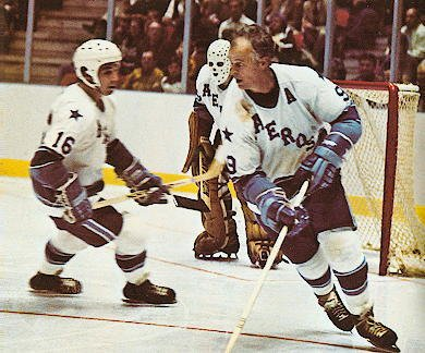 Gordie Howe & the Houston Aeros