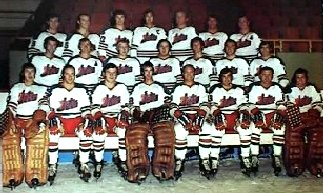 Winnipeg Jets '72-'73